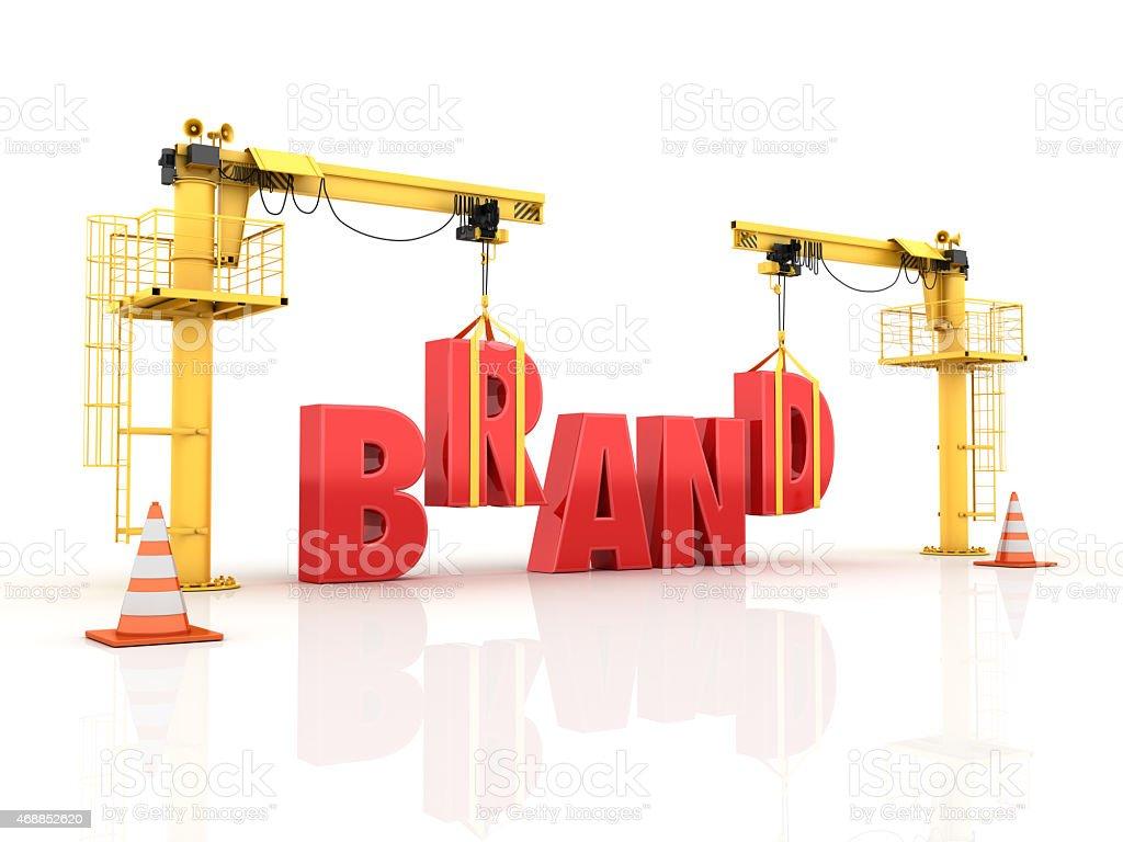 building your brand stock photo istock building your brand royalty stock photo