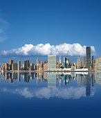 Buildings of Midtown Manhattan.
