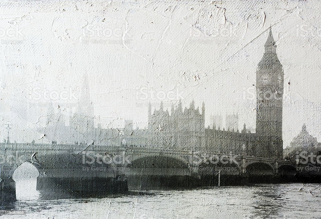 Buildings of Parliament royalty-free stock photo
