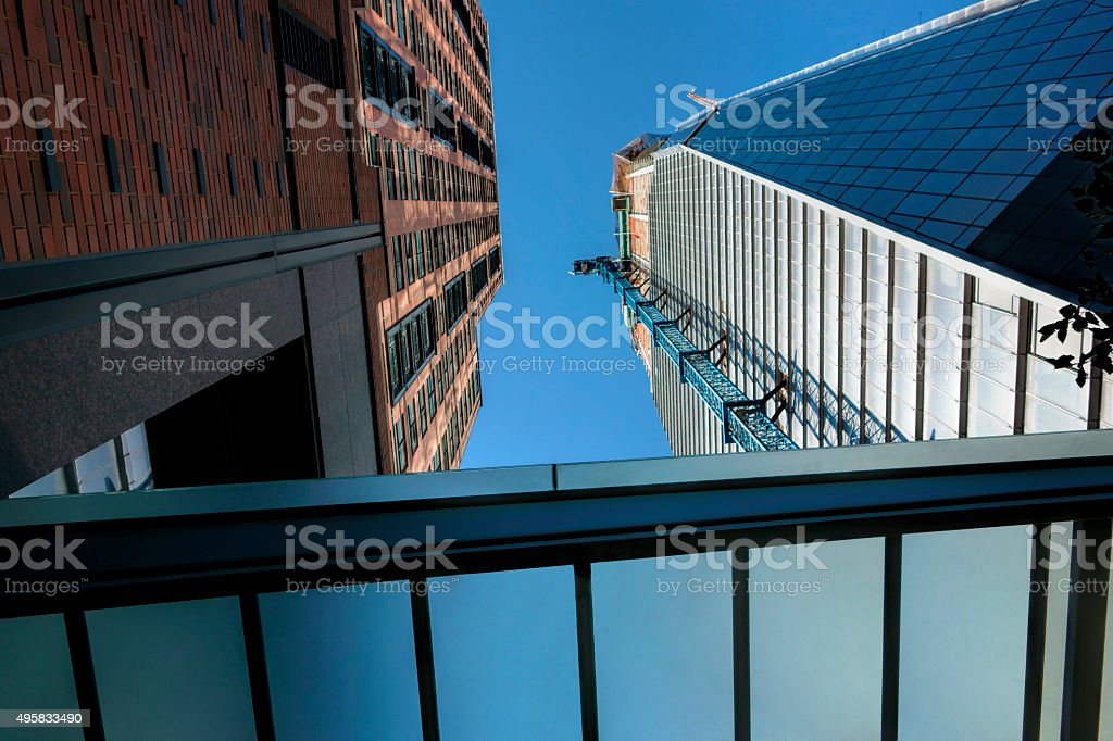 constructions stock photo