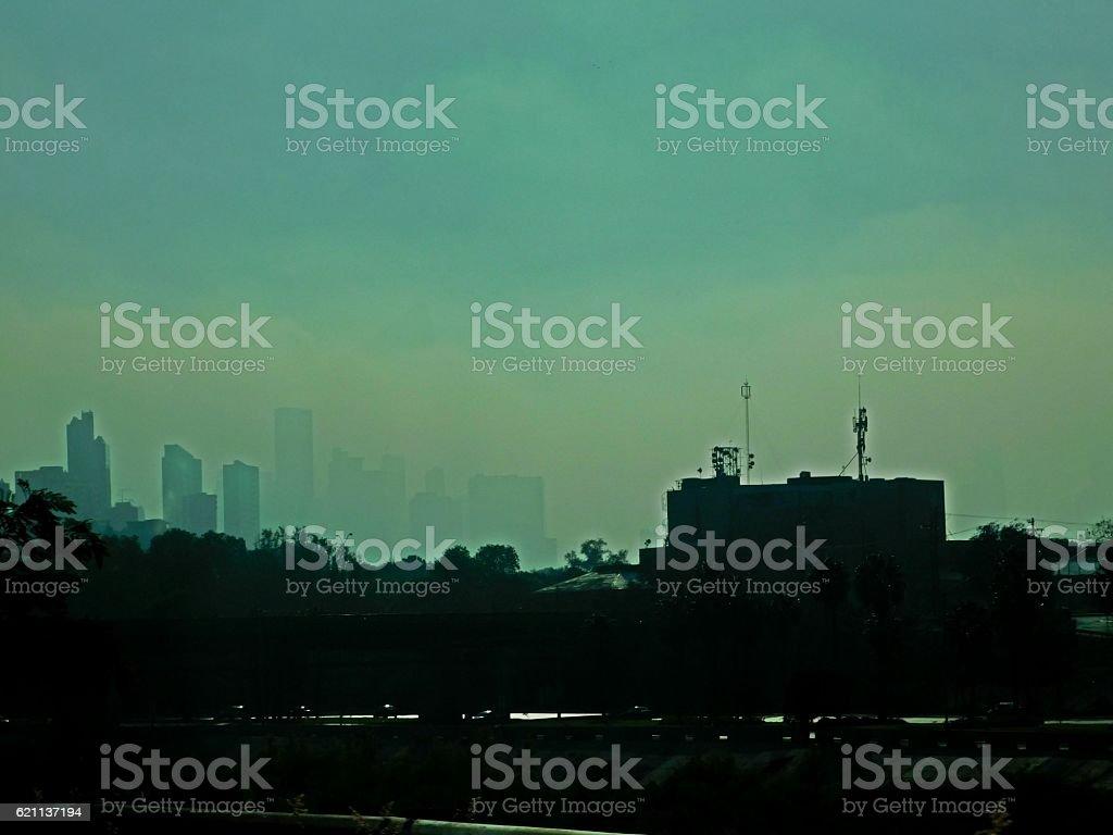 Buildings stock photo