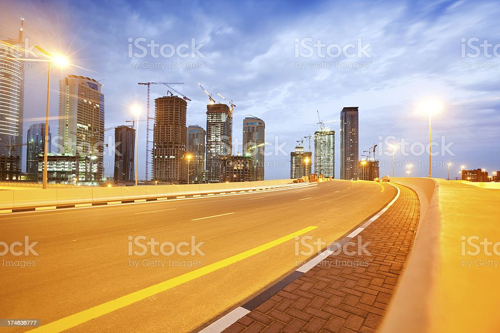 buildings under construction royalty-free stock photo