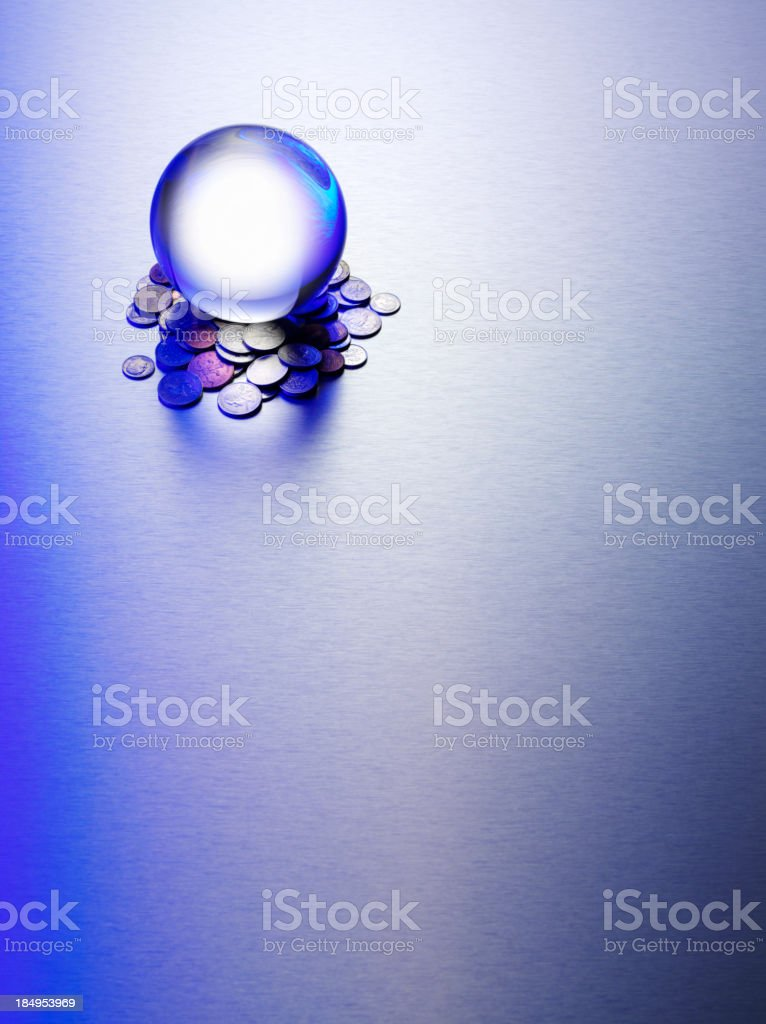 Buisness Contemplation royalty-free stock photo