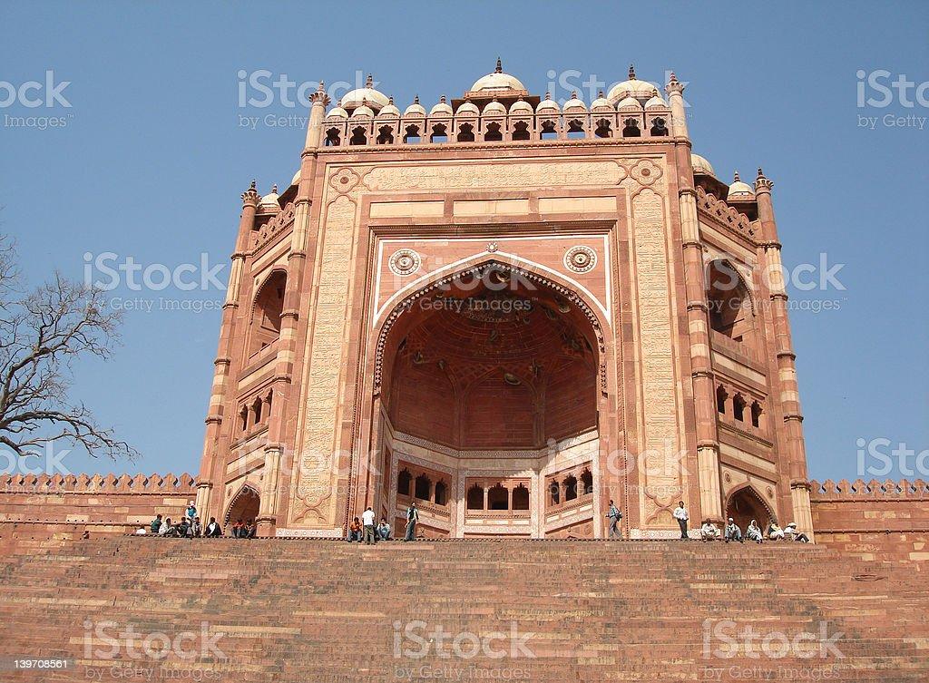 Buland Darwaza stock photo
