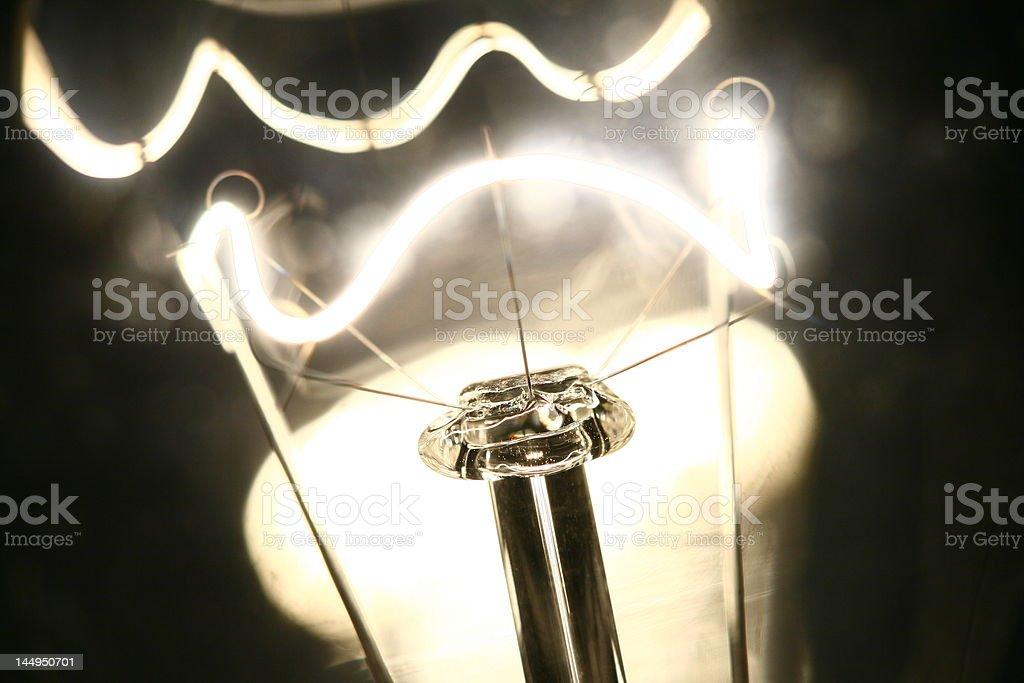 bulb energy stock photo