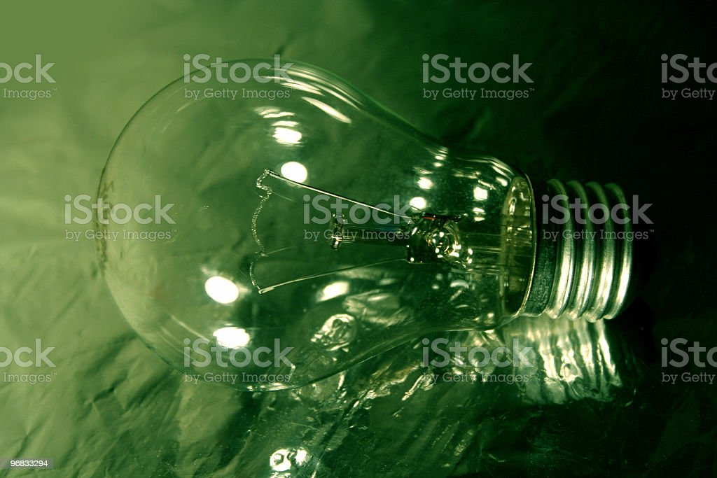 bulb lamp light royalty-free stock photo