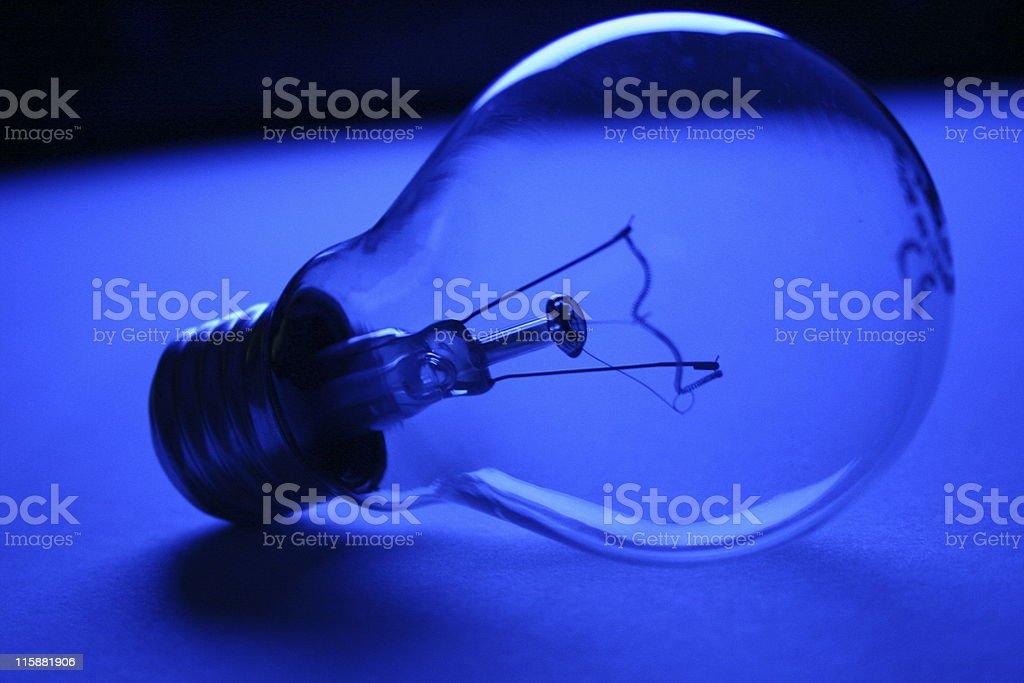 bulb lamp stock photo