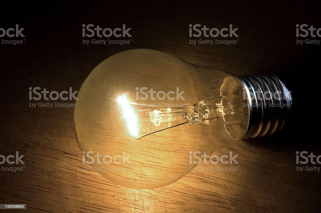 bulb stock photo