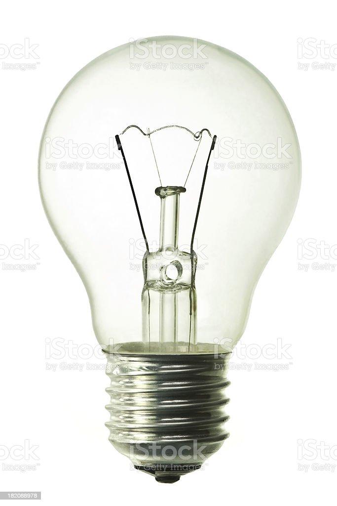 bulb royalty-free stock photo