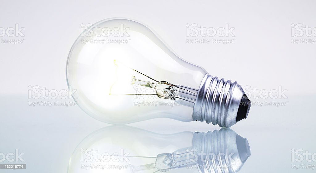 Bulb royalty-free stock photo