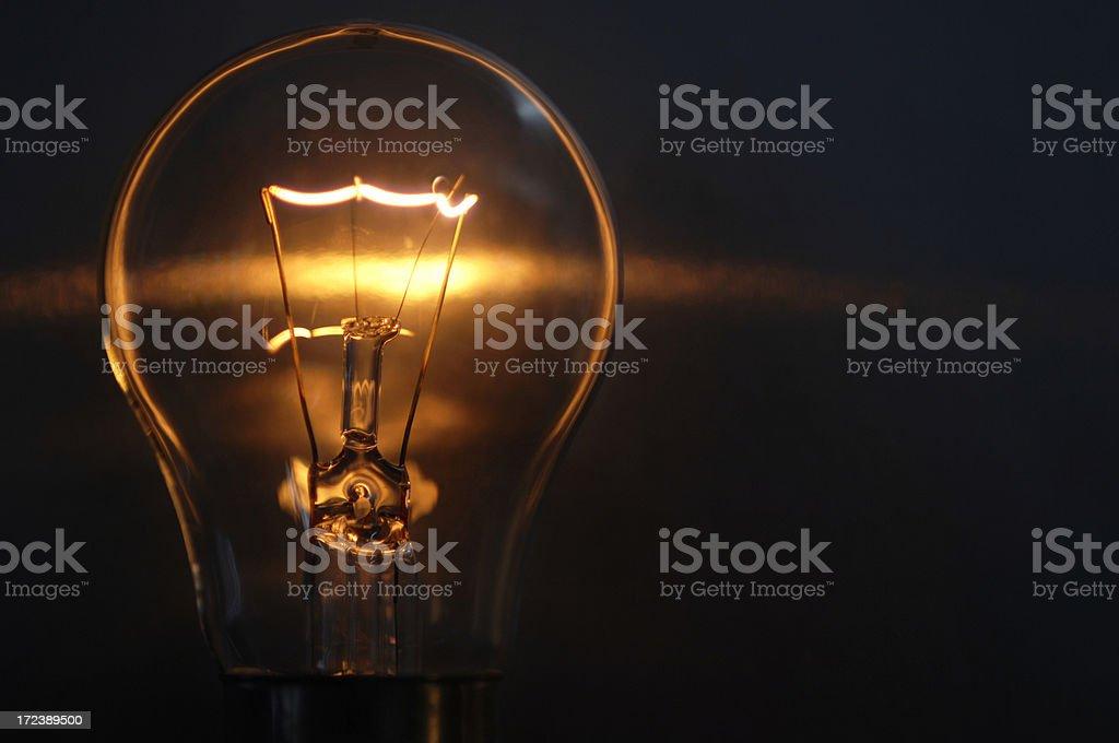 bulb series royalty-free stock photo