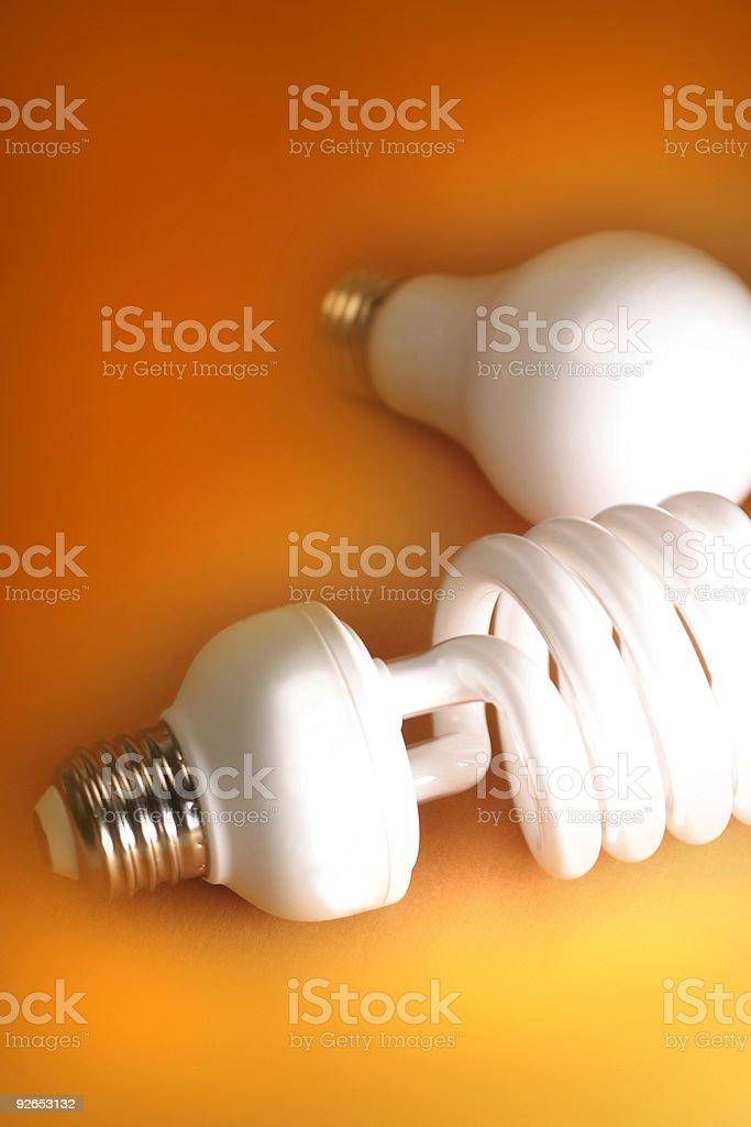 bulb technologies royalty-free stock photo