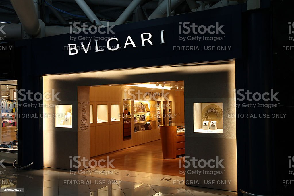 Bulgari stock photo