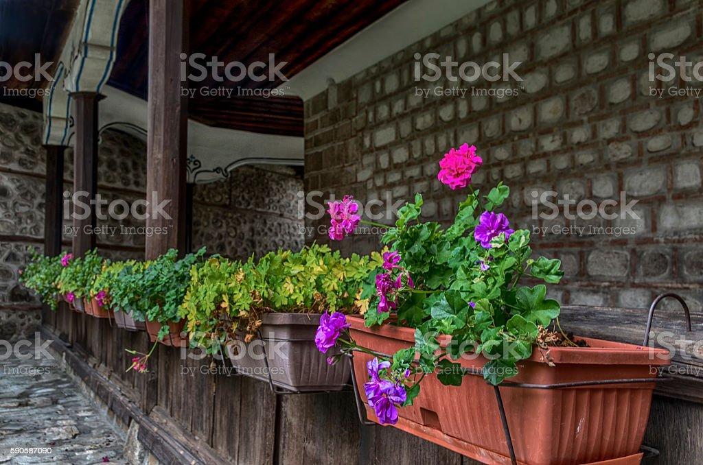 Bulgarian church royalty-free stock photo