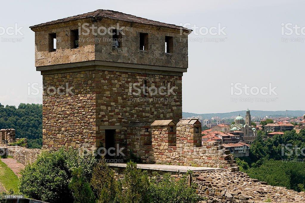 Bulgarian landmark royalty-free stock photo