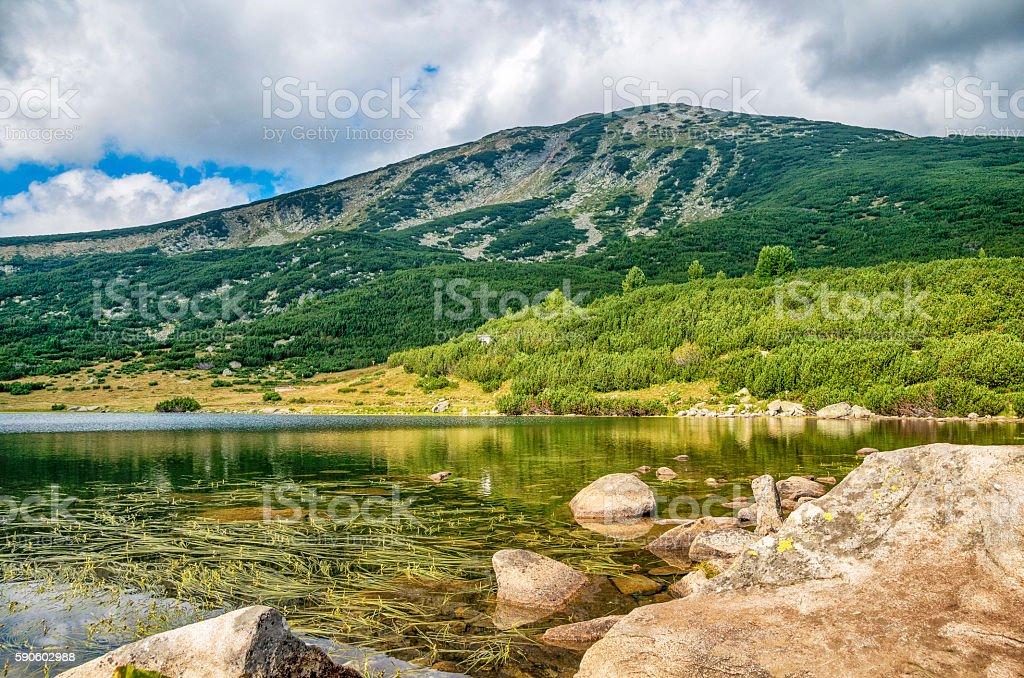 Bulgarian mountain Pirin royalty-free stock photo
