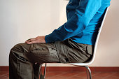Bulging pockets are comfortable if worn alongside trousers' legs