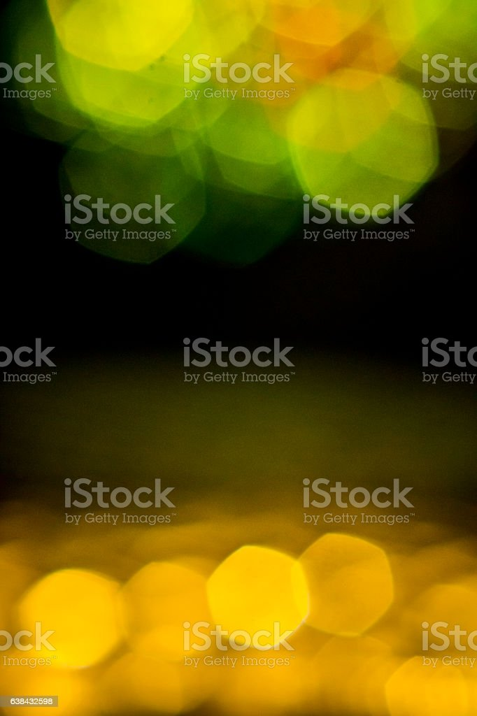 Bulles lumineuses stock photo