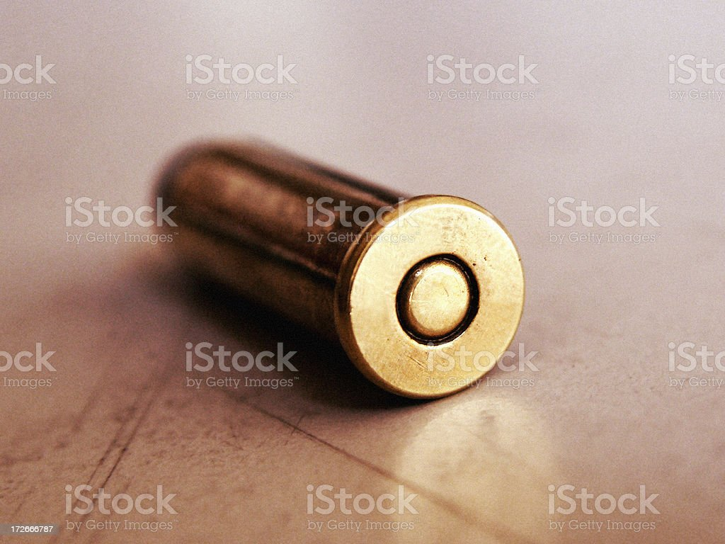 Bullet Lizenzfreies stock-foto