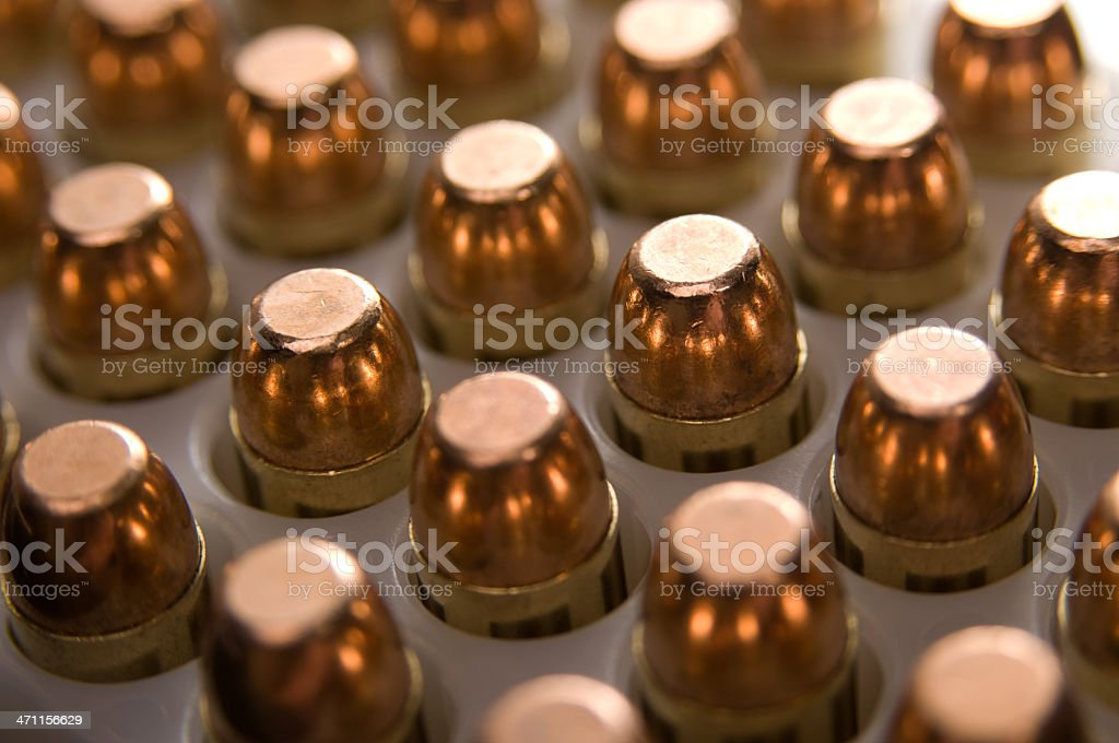 Bullet Series stock photo