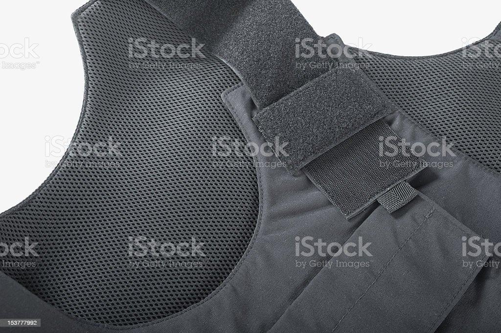 Bulletproof vest royalty-free stock photo