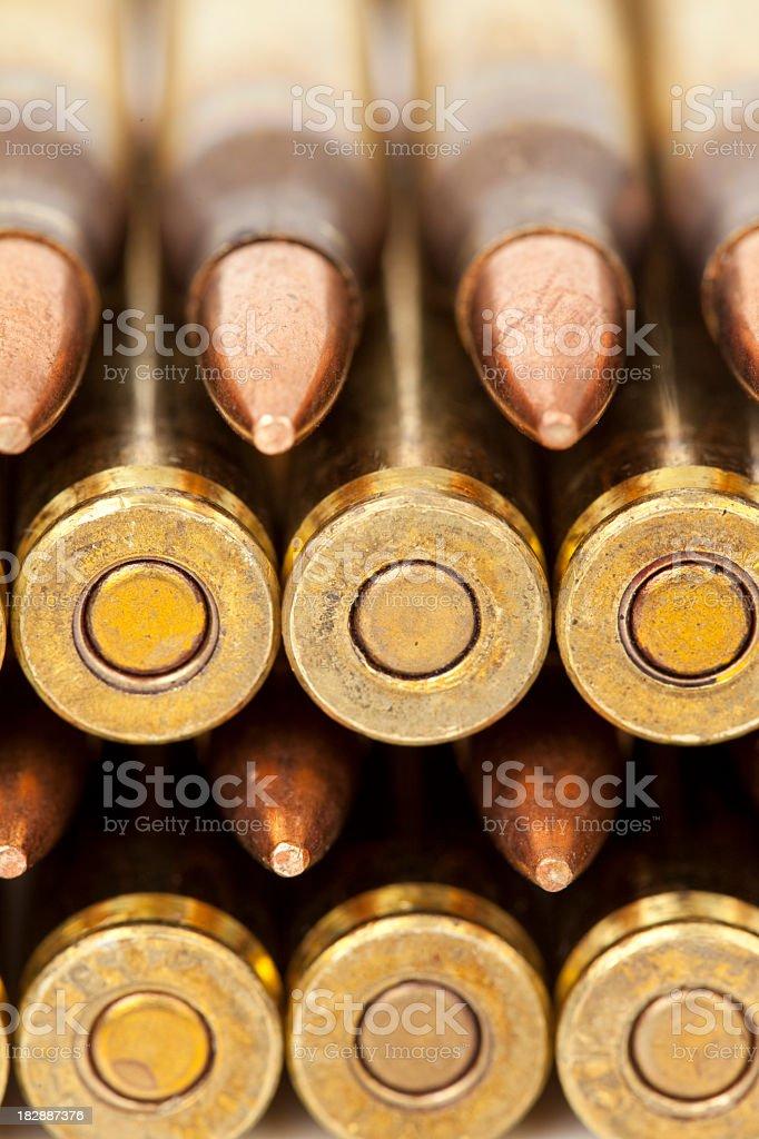 Bullets pattern. royalty-free stock photo