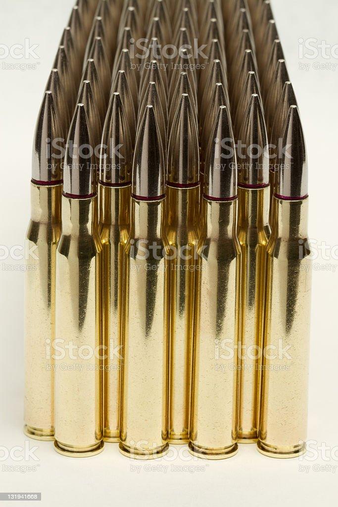 Bullets royalty-free stock photo