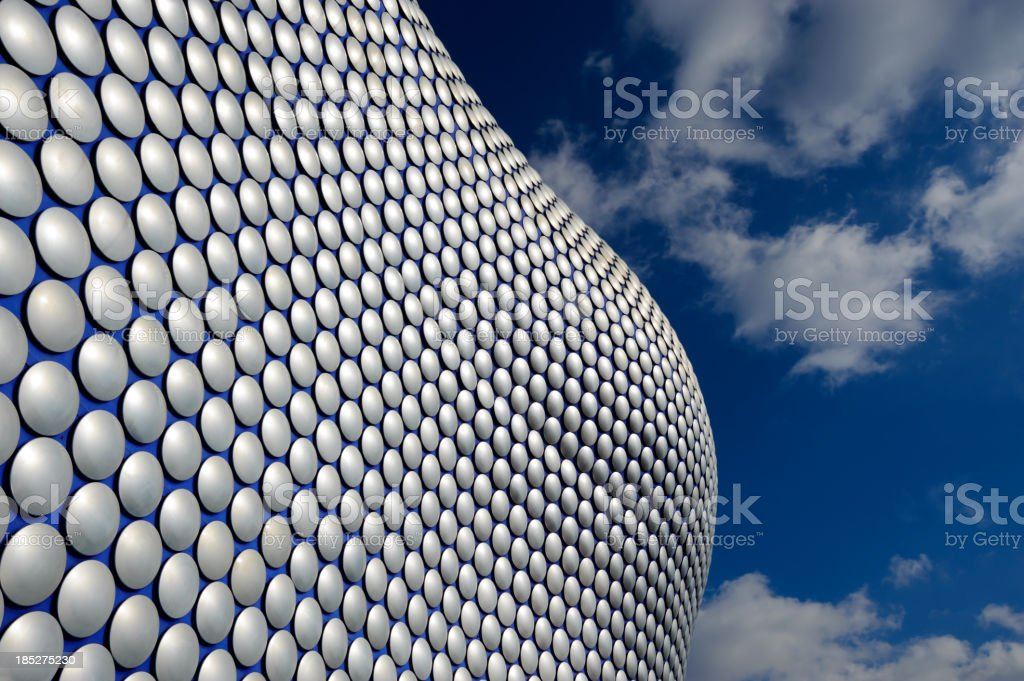 Bullring Shopping Center stock photo