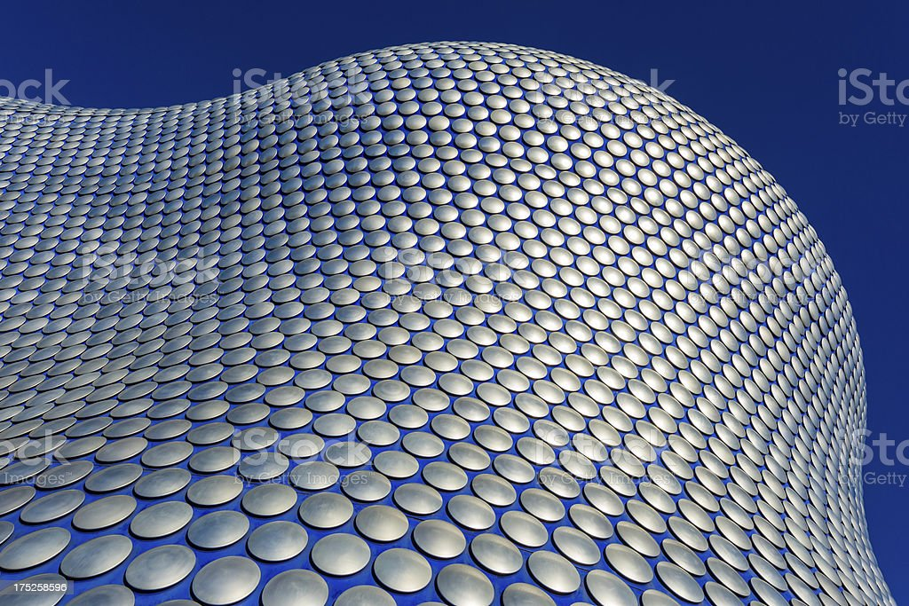 Bullring Shopping Centre, Birmingham royalty-free stock photo