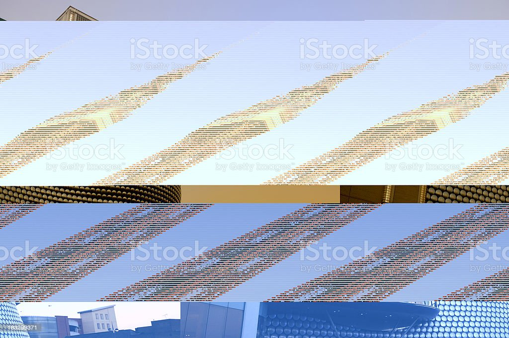 Bullring Shopping Centre royalty-free stock photo