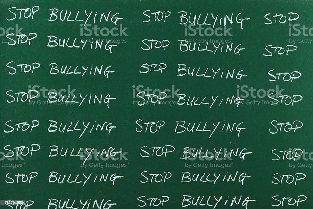 Bullying royalty-free stock photo