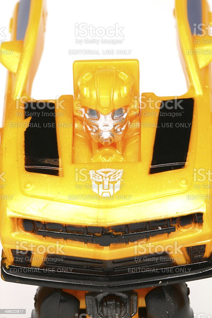 BumbleBee royalty-free stock photo