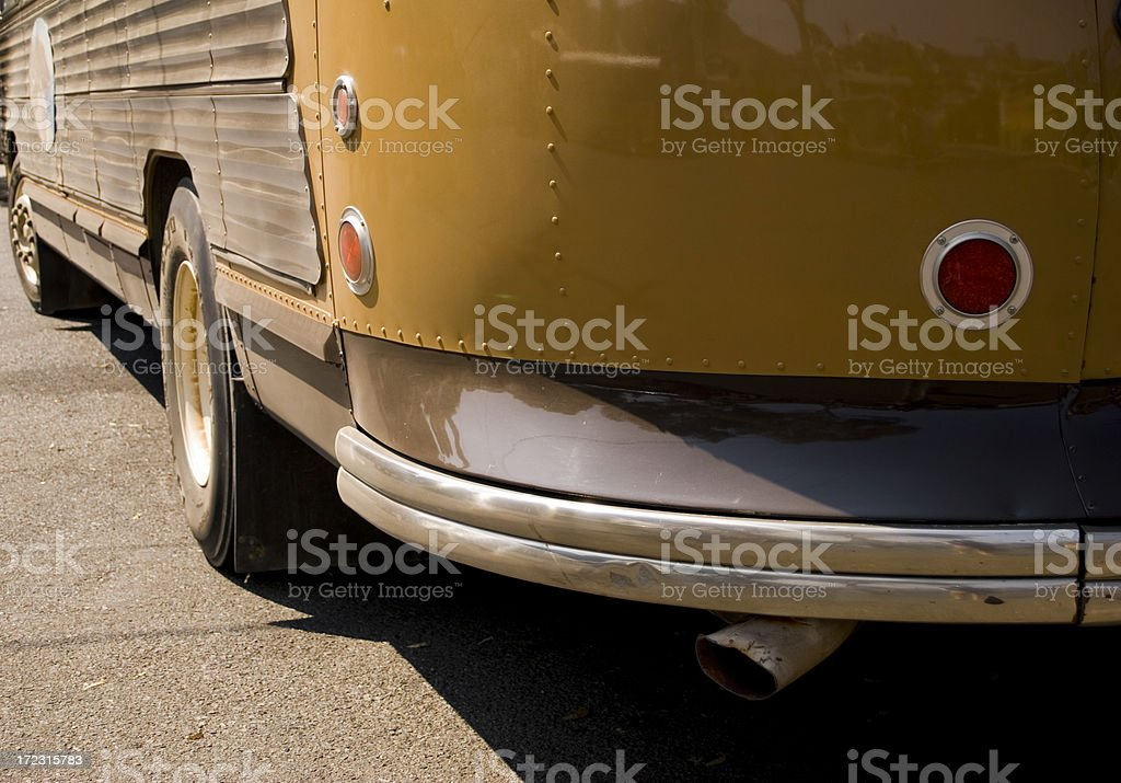 Bumper Bus royalty-free stock photo