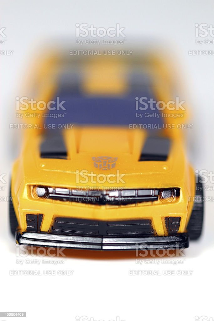 Bumper royalty-free stock photo