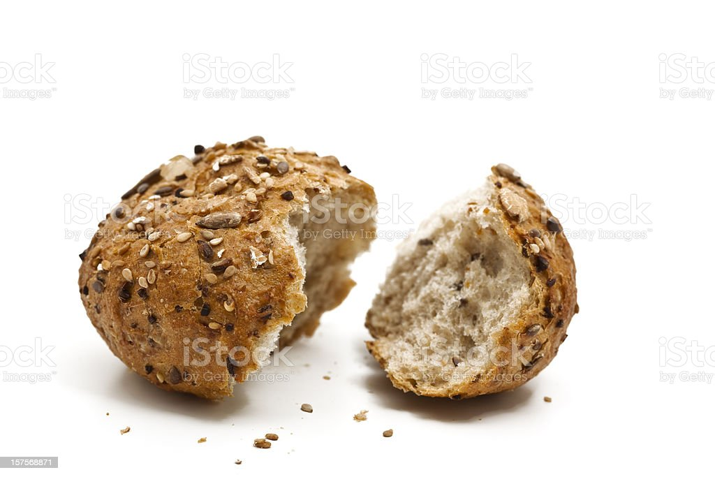 bun royalty-free stock photo
