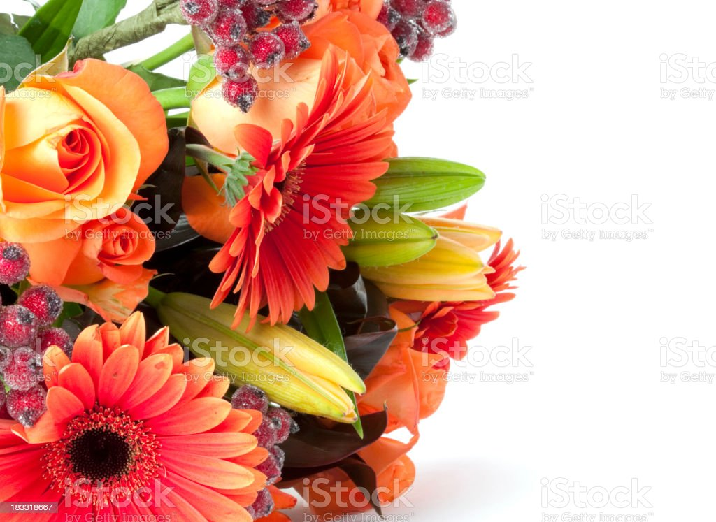 Bunch of Flowers stock photo