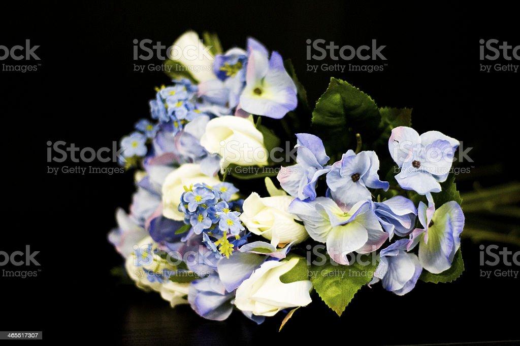 Bouquet de fleurs photo libre de droits