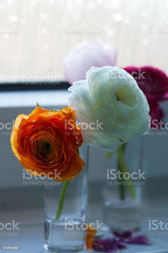Mazzo di fiori foto stock royalty-free