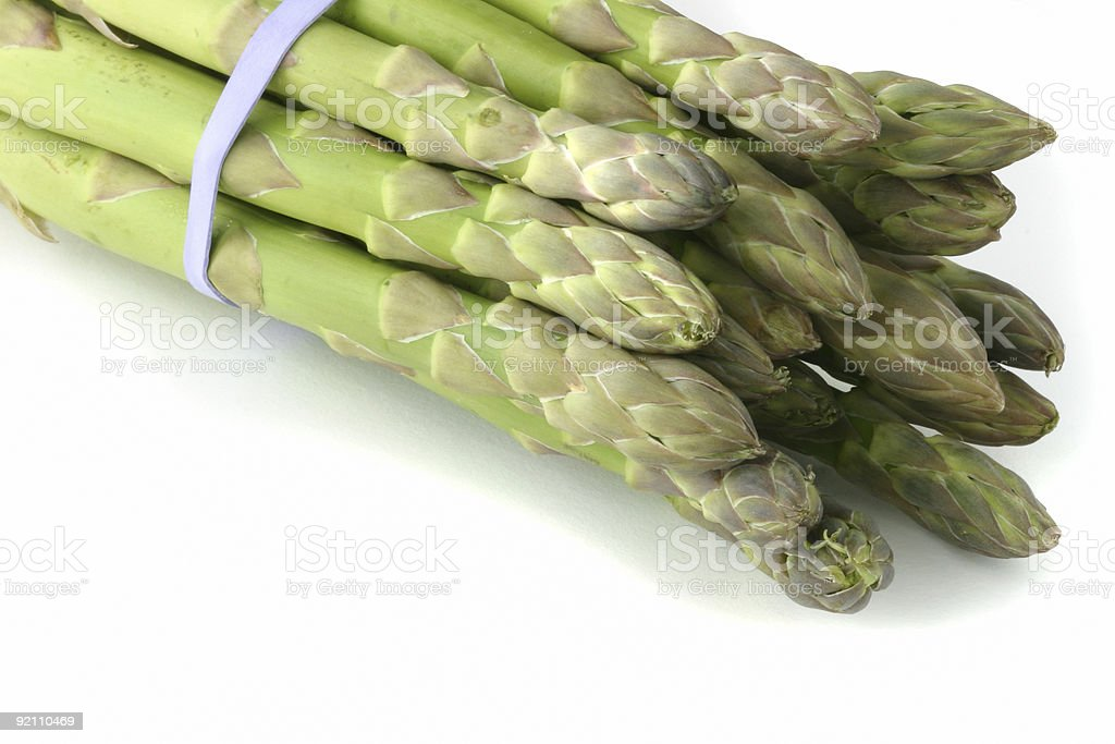 bunched royalty-free stock photo