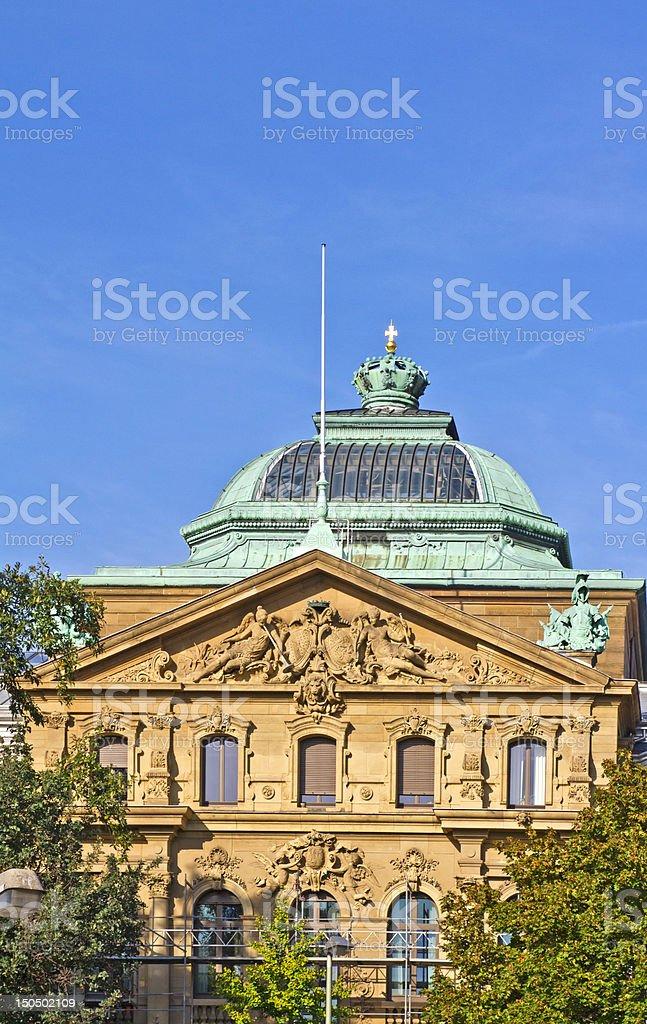 Bundesgerichtshof (BGH ロイヤリティフリーストックフォト