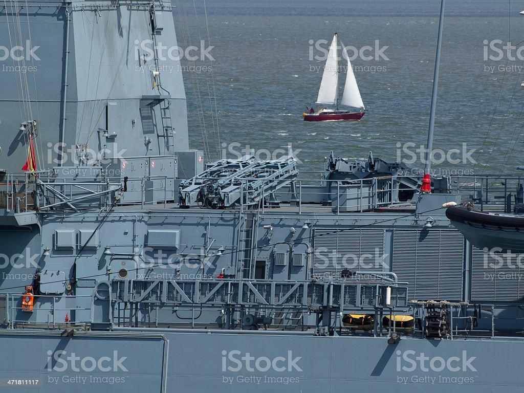 bundesmarine stock photo