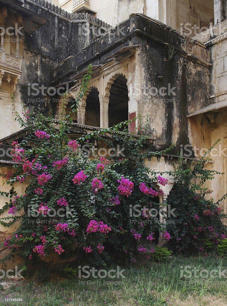 Bundi Palace royalty-free stock photo