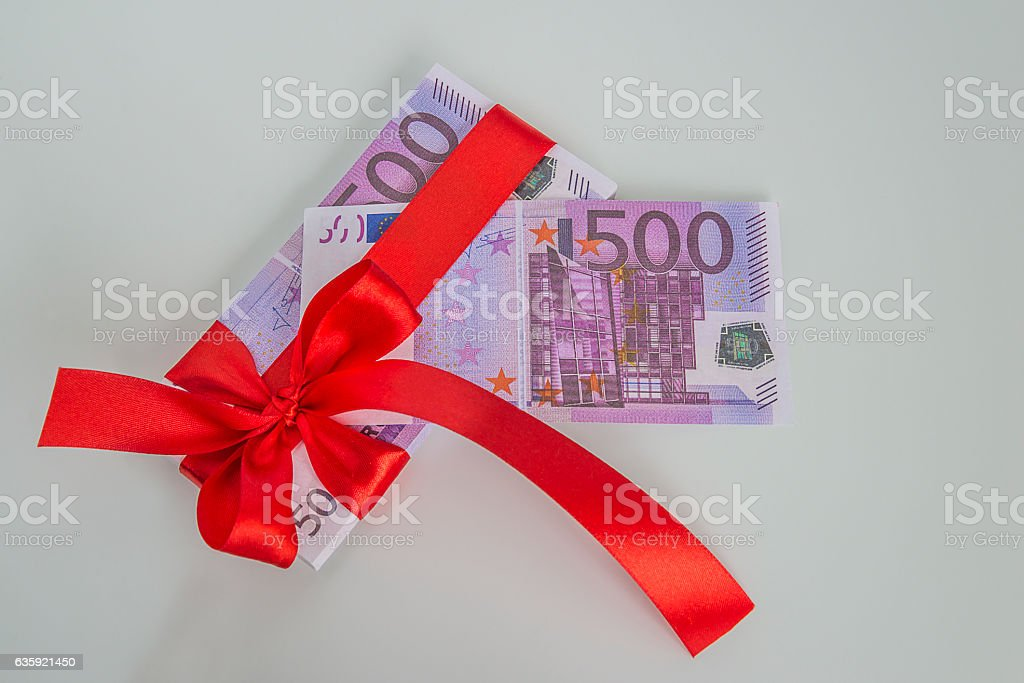 bundle of money stock photo