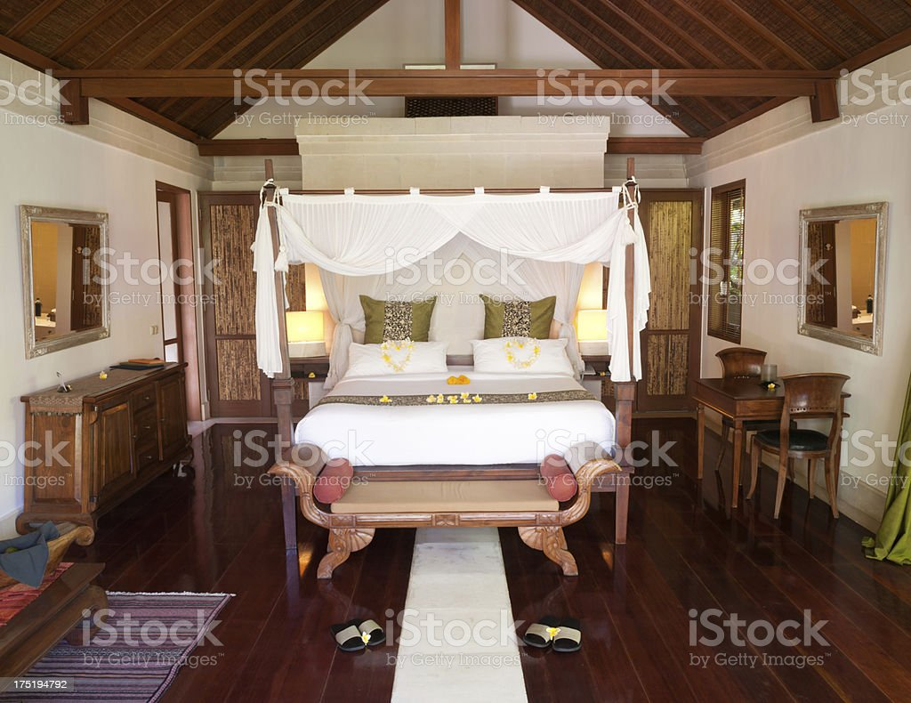 Bungalow Suite (XXXL) royalty-free stock photo