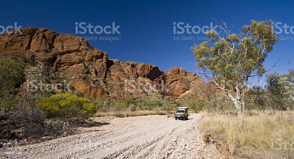 Bungle Bungles 4WD stock photo