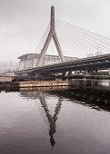 Bunker Hill Bridge in Boston