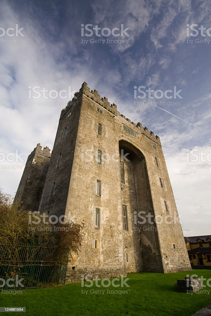 Bunratty Castle royalty-free stock photo