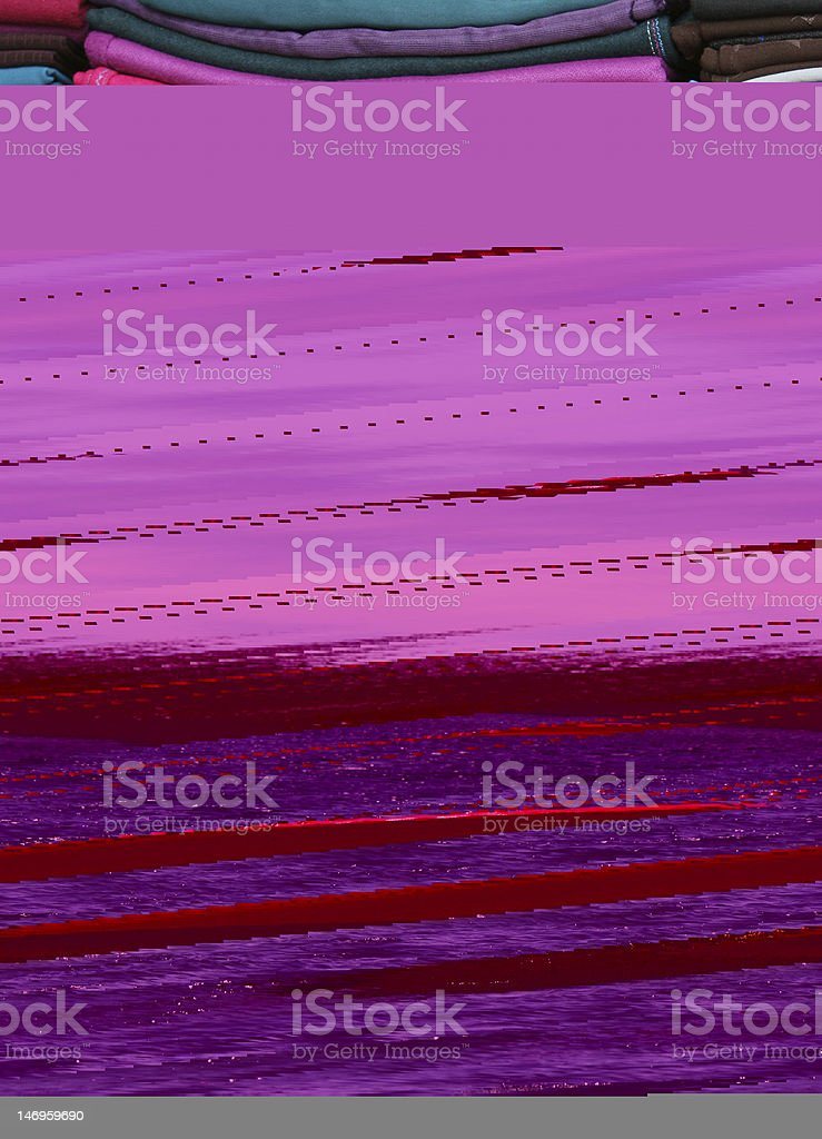 Buoy Marker royalty-free stock photo