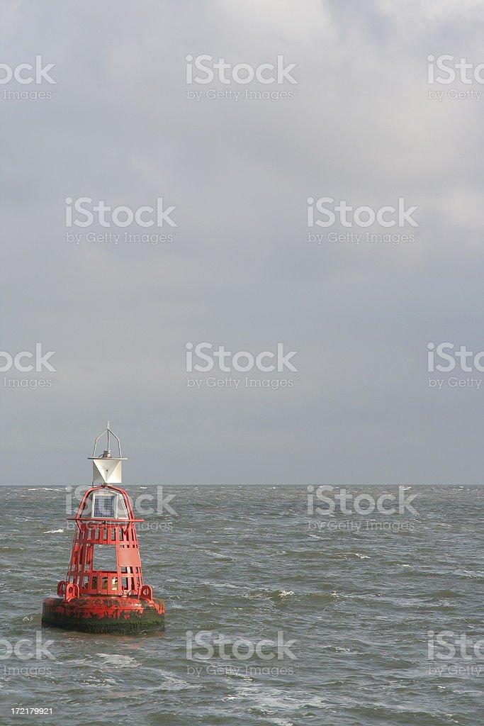 buoy royalty-free stock photo