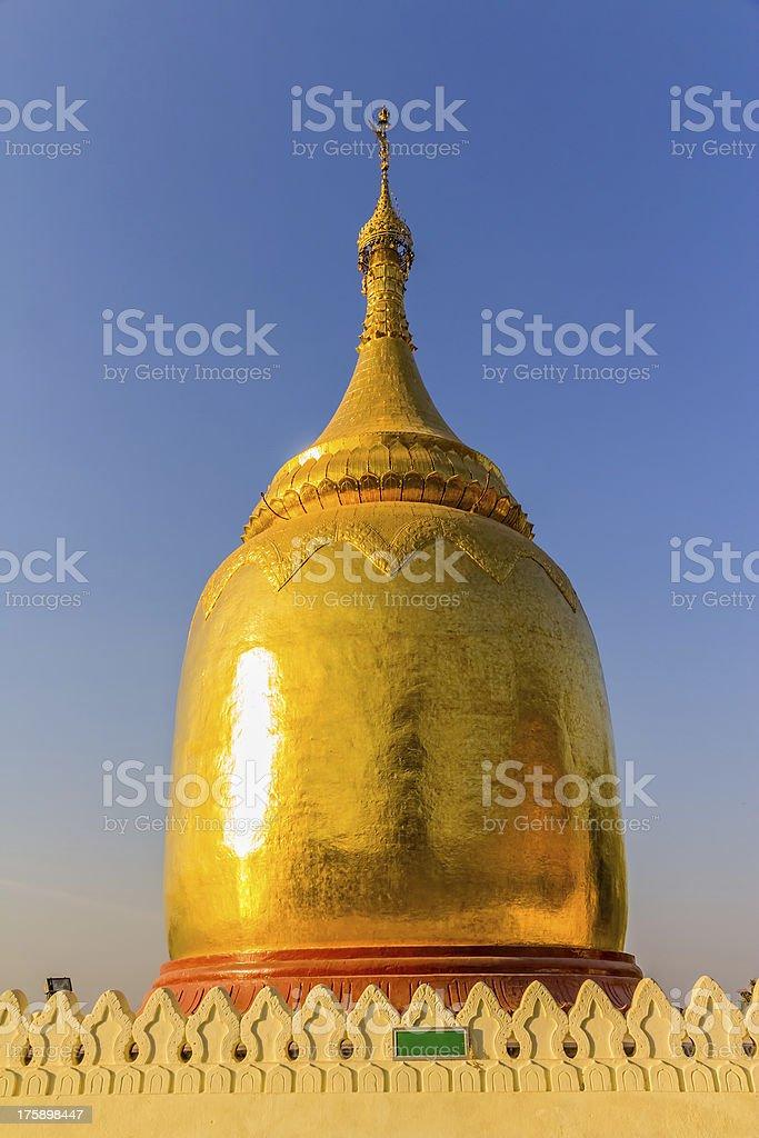 Bupaya - Bagan royalty-free stock photo